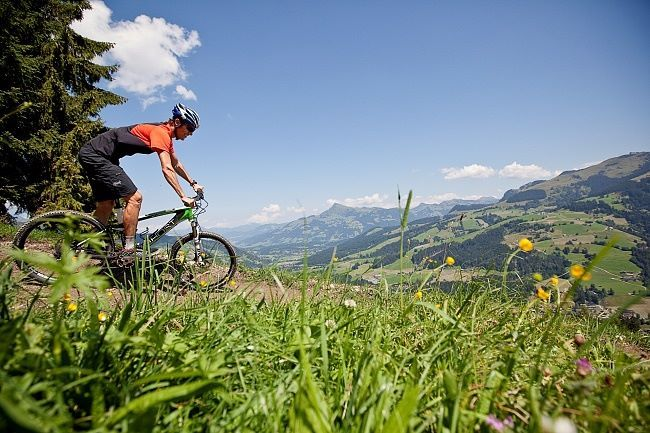 Mountainbiken in der Region