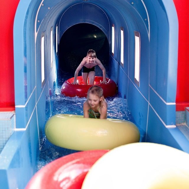 Slide fun for all ages