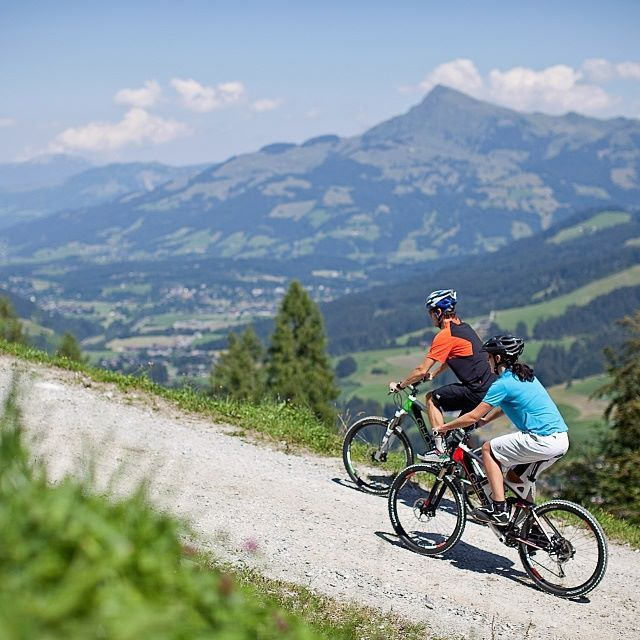 Biken in der Region