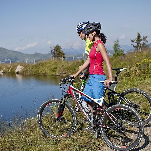 Bike Fleckalm Trail