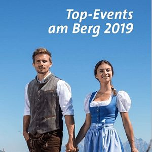 Top Events am Berg
