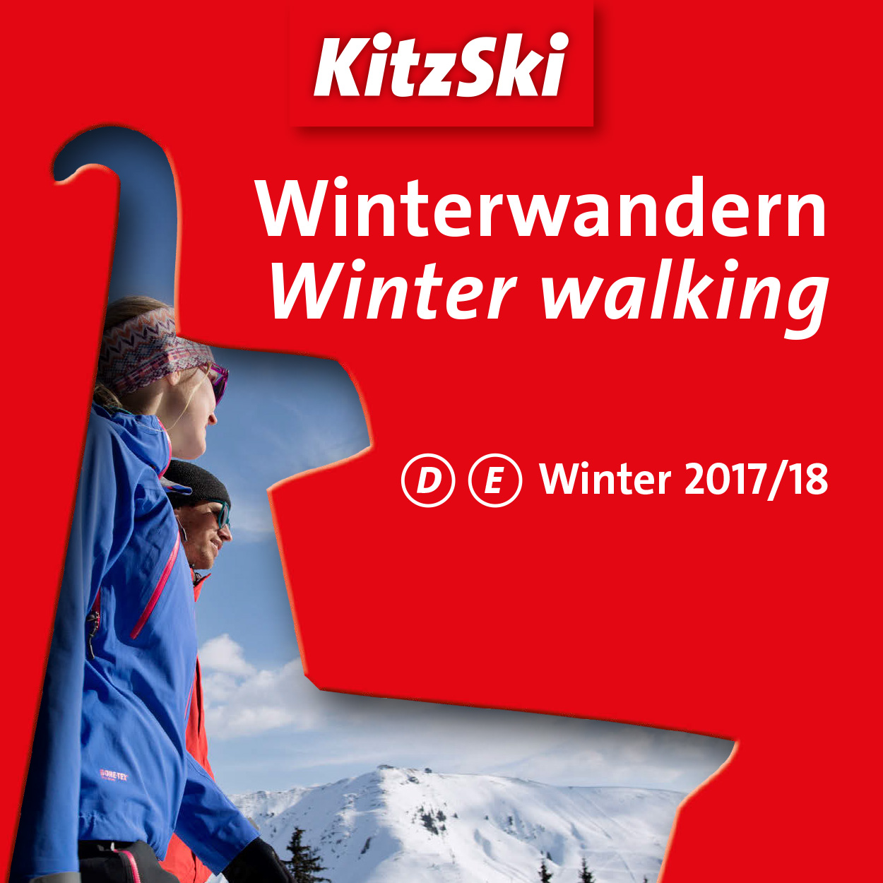 Winterwandern - Deutsch/English